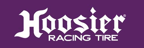 Hoosier Tire Logo purple
